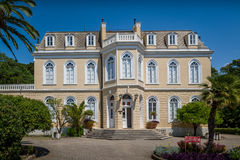 King Nikola's Palace in Bar, Montenegro Royalty Free Stock Photography