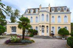 King Nikola's Palace (Palace Topolitsa) in Bar, Montenegro Stock Photos
