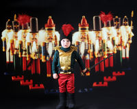 King of the Nutcrackers Stock Photography