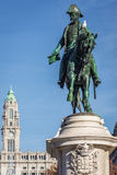 King Peter IV of Portugal Royalty Free Stock Photos