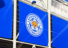 King Power Stadium Royalty Free Stock Photography