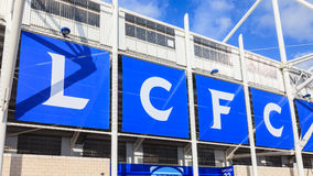King Power Stadium Royalty Free Stock Image