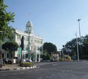 King Prachatipok Museum in Bangkok Thailand Stock Photography
