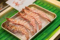 King prawn Royalty Free Stock Image