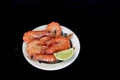King prawns Royalty Free Stock Images