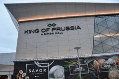 King of Prussia Mall in Pennsylvania Royalty Free Stock Images