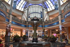 King of Prussia Mall in Pennsylvania Stock Image