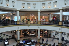 King of Prussia Mall in Pennsylvania Royalty Free Stock Image