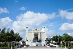 King Rama 1  Monument. Stock Photography