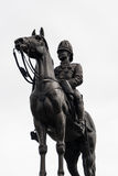King Rama 5 Equestrian Monument Stock Photography