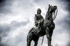 King Rama the Fifth Monument Square in bangkok,thailand Stock Photography