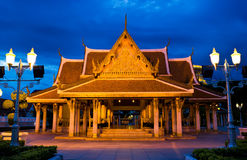King Rama III Memorial Park Stock Images