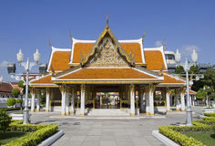 King Rama III Memorial Park Royalty Free Stock Photos