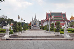 The King Rama III Memorial Royalty Free Stock Images