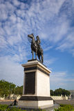 King Rama V Equestrian Monument Royalty Free Stock Photography