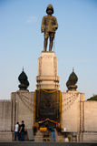 King Rama VI Statue Royalty Free Stock Photos