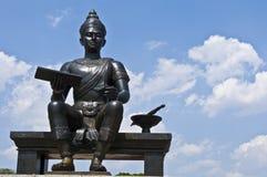 King Ramkhamhaeng the Great Royalty Free Stock Images