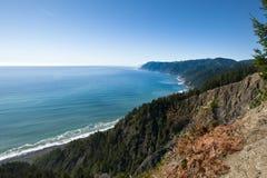 King Range national conservation area. The King Range national conservation area along the northern California coastline Stock Photography