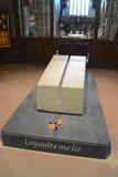 KIng Richard Third tomb Royalty Free Stock Image