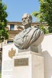 King Of Romania Michael I Statue Stock Photo