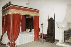 King room castle Stock Photos