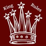 King Rules Stock Photos