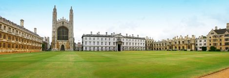 KIng's College Stock Photography
