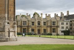 Free King S College At Cambridge Stock Photos - 2667503