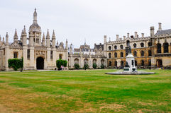 King's College, Cambridge Royalty Free Stock Photo