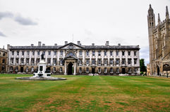 King's College, Cambridge Royalty Free Stock Photos