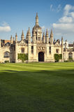 King`s College, Cambridge stock images