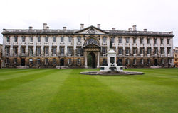 King's college, Cambridge Royalty Free Stock Photography