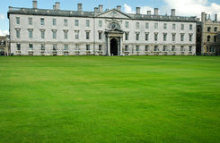 King's College in Cambridge Royalty Free Stock Photos
