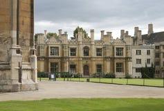 King's College at Cambridge Stock Photos