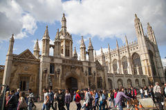 King's college, Cambridge Stock Photos