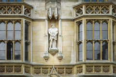 King's college, Cambridge. Stock Image