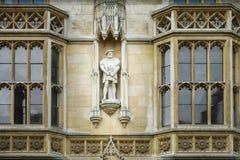 King's college, Cambridge. Stock Image