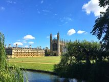 King& x27;s College, Cambridge royalty free stock image