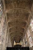 King's college chapel Royalty Free Stock Image