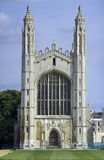 King's college chapel Royalty Free Stock Photos