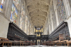 King's College Chapel, Cambridge Stock Images