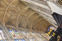 King's College Chapel, Cambridge, England Stock Image
