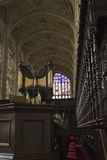 King`s College Chapel. Stock Image