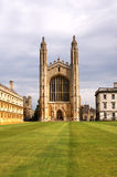 King's College Chapel, UK Royalty Free Stock Images