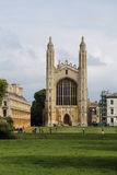King's College and King's College Chapel, Cambridge, England Royalty Free Stock Images
