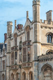 King's college pictured on May 23, 2013 in Cambridge, England. Stock Photography