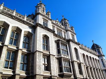 King's College, University Of London. In Chancery Lane, The Strand, London, England, UK, which was founded by King George 1V and the Duke Of Wellington in 1829 Stock Photos