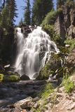 King's Creek Falls. In Lassen Volcanic National Park, California Royalty Free Stock Photography