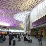 King's Cross Stock Images