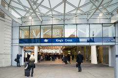King's Cross Stock Photography
